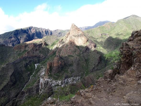 Risco Blanco - Cruz de Los Misioneros - Tenerife