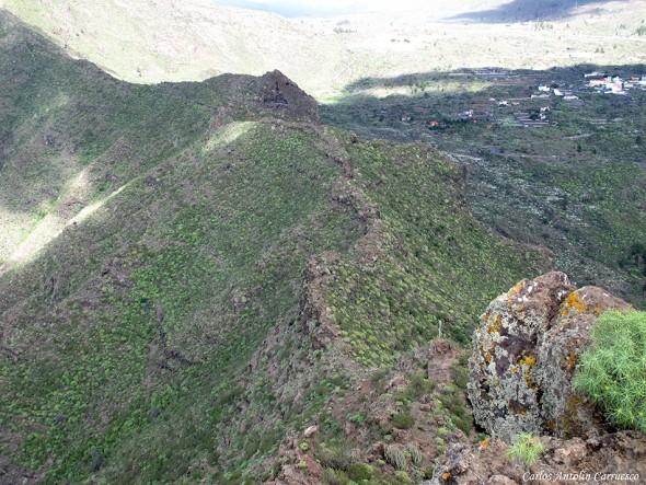 Montaña de Guama - Cruz de Los Misioneros - Teno - Tenerife