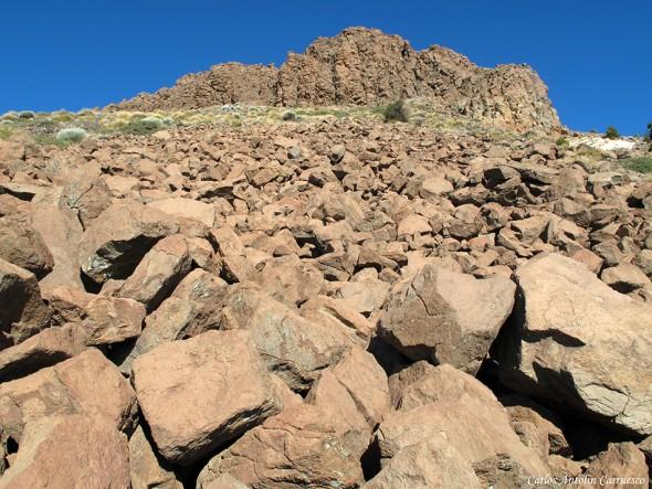 Parque Nacional del Teide - Roque de Los Almendros - Tenerife