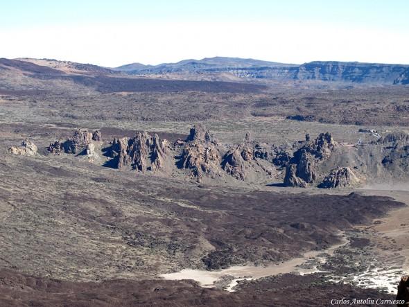 Ucanca - Roques García - Teide