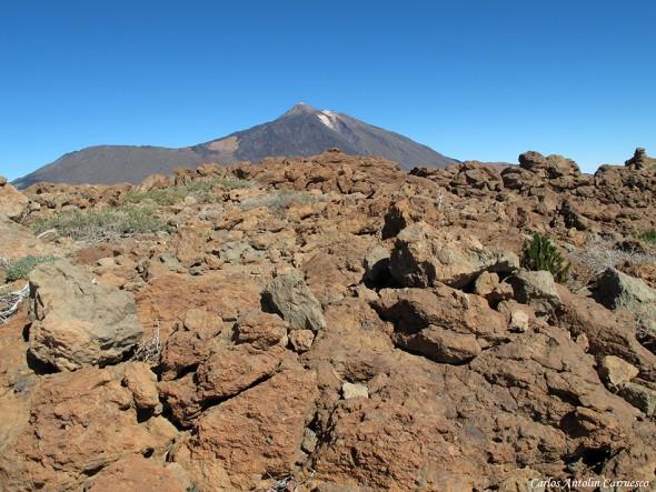 Cumbre de El Sombrero - Cumbres de Ucanca - Tenerife