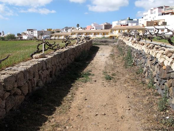 San Miguel de Abona - Camino Real del Sur - Tenerife