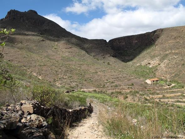 La casa del Gato - Jama - Camino Real del Sur - Tenerife