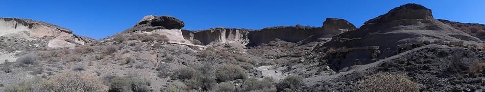 Reserva Ambiental San Blas - Paisaje Lunar