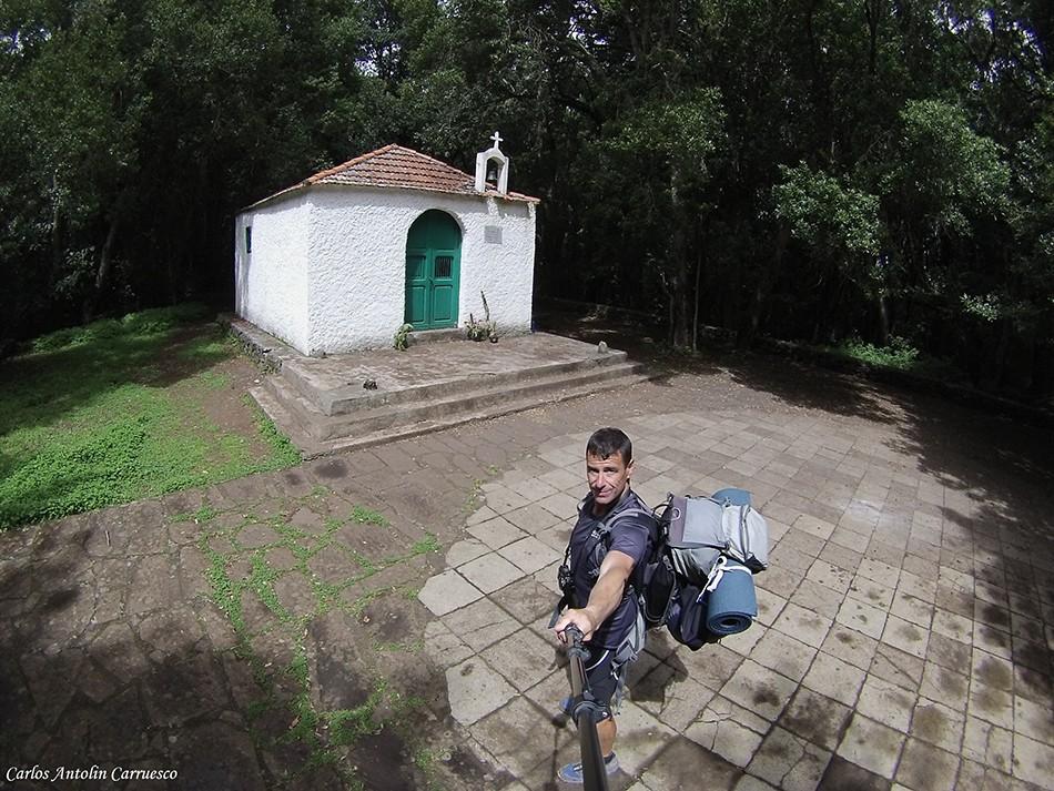 Ermita de Lourdes - El Cedro - La Gomera