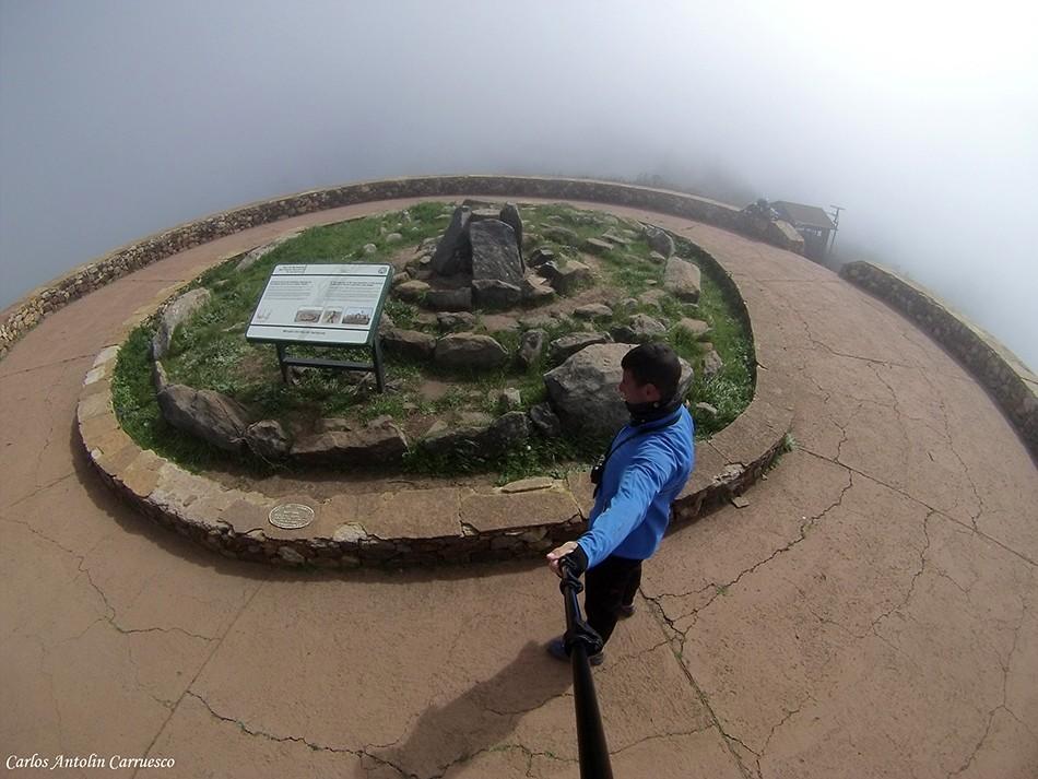 Alto de Garajonay (1.487 metros) - La Gomera