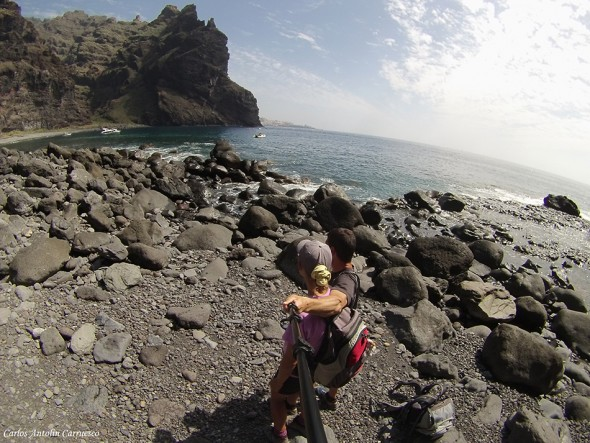 Playa Nateros - Los Gigantes - Teno - Tenerife