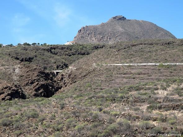 Roque de Jama - Camino Las Lajas - San Miguel de Abona