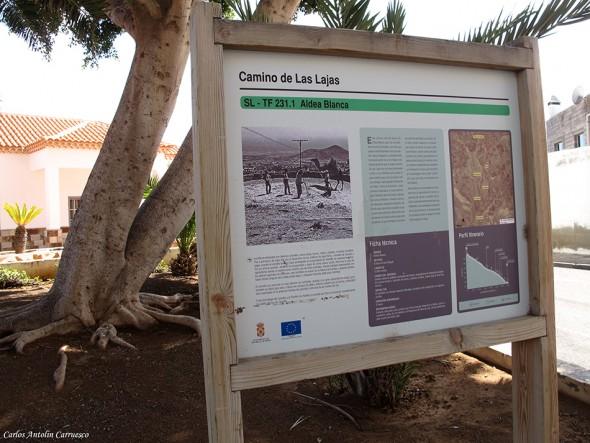 Camino Las Lajas - Tenerife
