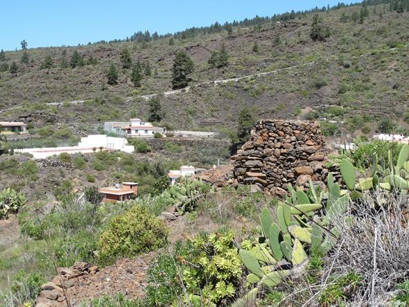Horno de teja - Guía de Isora - Tenerife