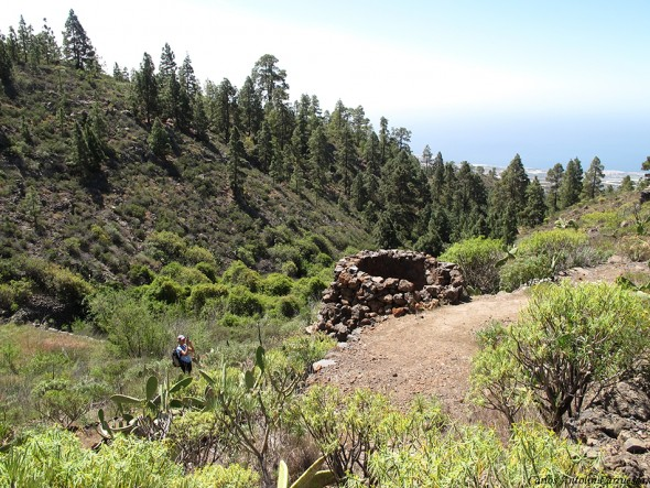 Horno de teja - Camino de La Campana - Tenerife
