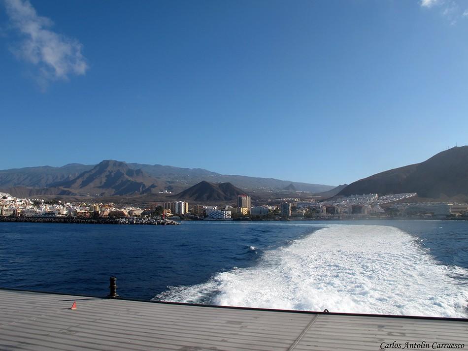 Puerto de Los Cristianos - Fred Olsen - Tenerife Sur