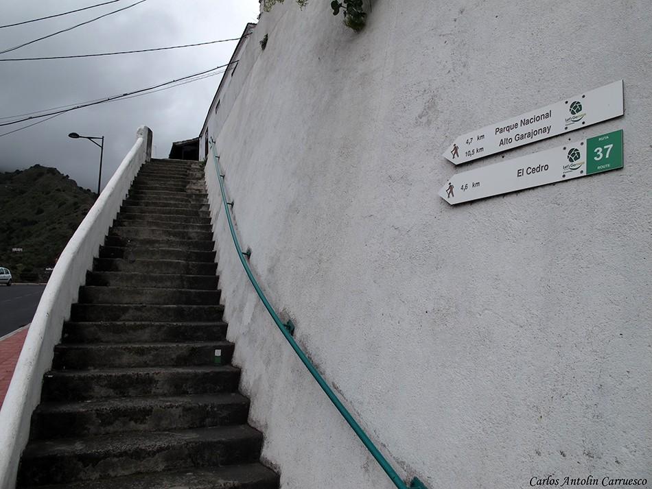 Hermigua - El Convento - La Gomera
