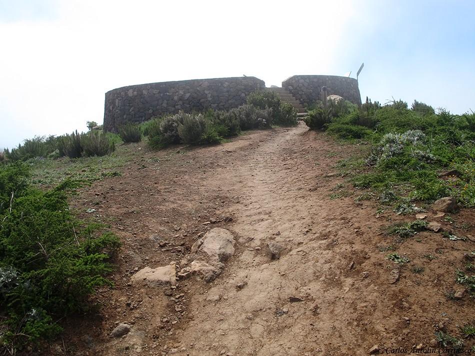 Alto de Garajonay - La Gomera