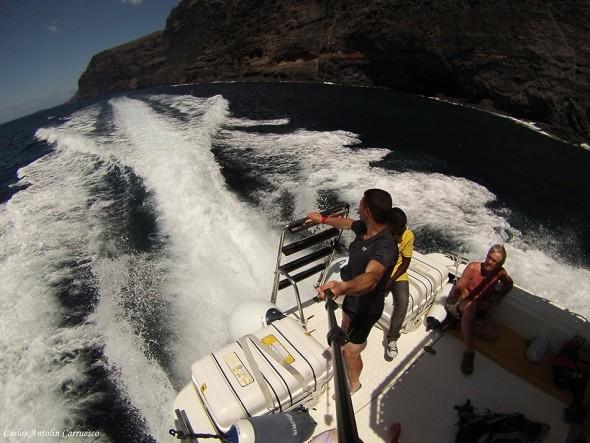 Los Gigantes - MASCA EXPRESS - Teno - Tenerife