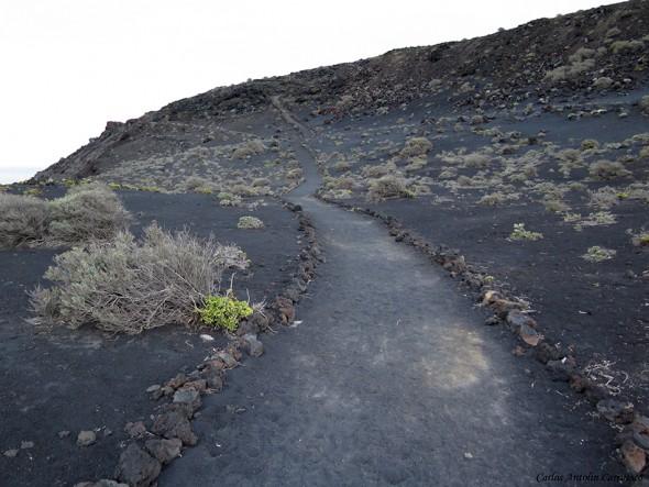 GR131 - Ruta del Bastón - Transvulcania - La Palma