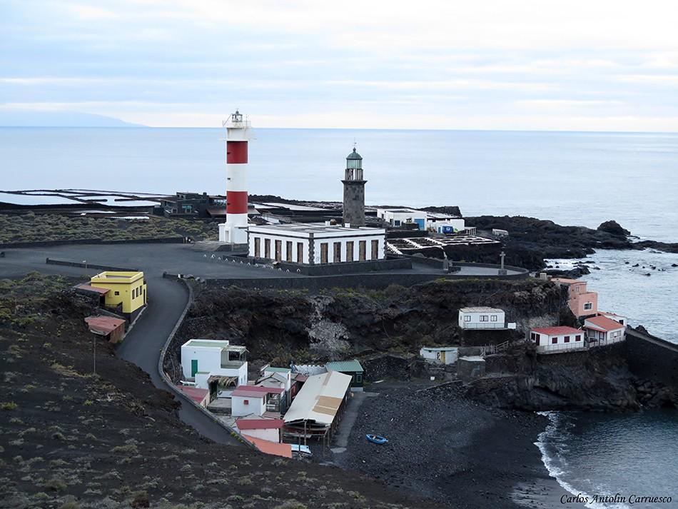 Faro de Fuencaliente - Transvulcania - La Palma