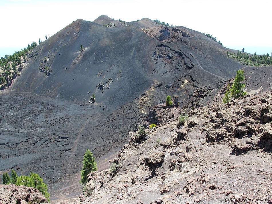 Transvulcania 2015 - GR131 - La Palma - montaña del fraile