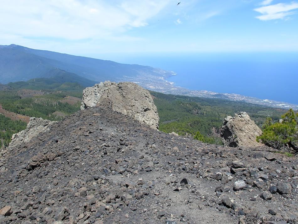 Nambroque - ruta de los volcanes - La Palma - nambroque