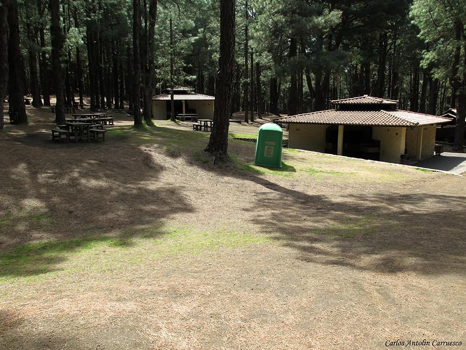 Refugio del Pilar - Transvulcania - La Palma