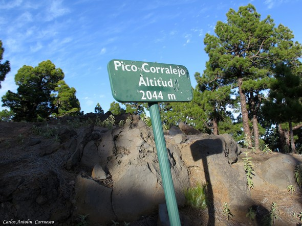 Transvulcania 2015 - GR131 - Pico Corralejo - La Palma