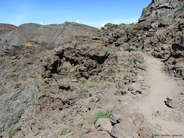 La Crestería - TRANSVULCANIA 2015 - La Palma