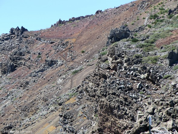Roque de Los Muchachos - TRANSVULCANIA 2015 - La Palma