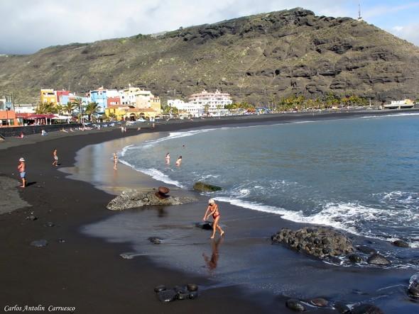 GR131 - Transvulcania 2015 - La Palma - tazacorte
