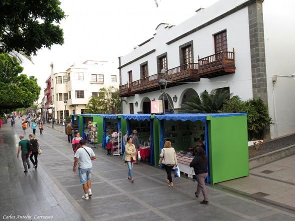 Ayuntamiento de Los Llanos de Aridane - meta de la Transvulcania 2015 - La Palma