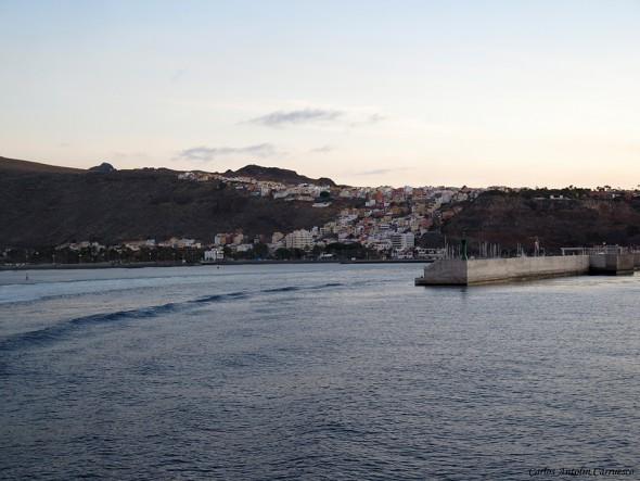 Puerto de San Sebastián de la Gomera