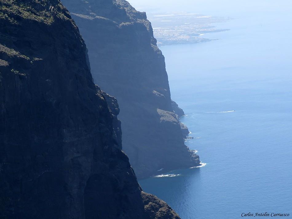 Los Gigantes - Parque Rural de Teno - Tenerife