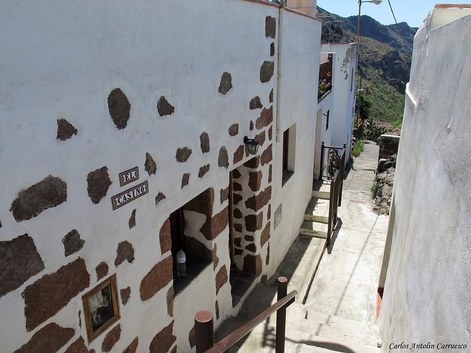 Los Carrizales - Carrizal Alto - Teno - Tenerife