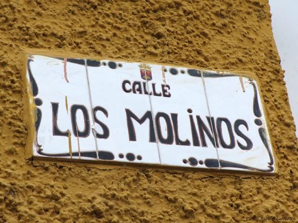 Barranco del Infierno - Adeje - Tenerife - calle los molinos