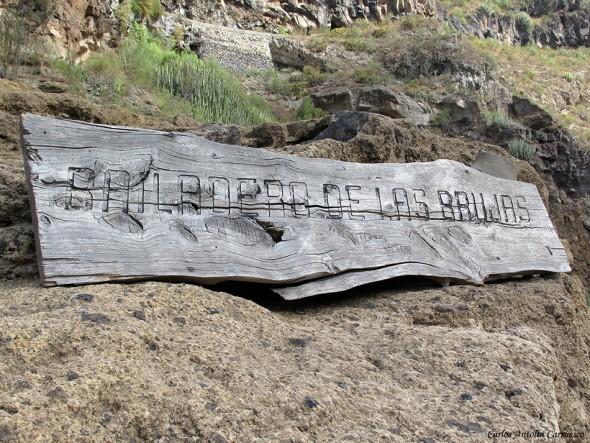 Barranco del Infierno - Adeje - Tenerife - bailadero de las brujas