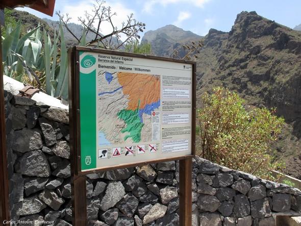 Reserva Natural Especial Barranco del Infierno - Adeje