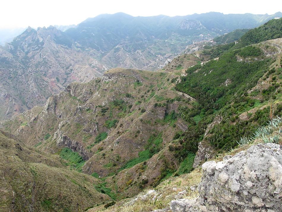 Reserva Mundial de la Biosfera - Parque Rural de Anaga