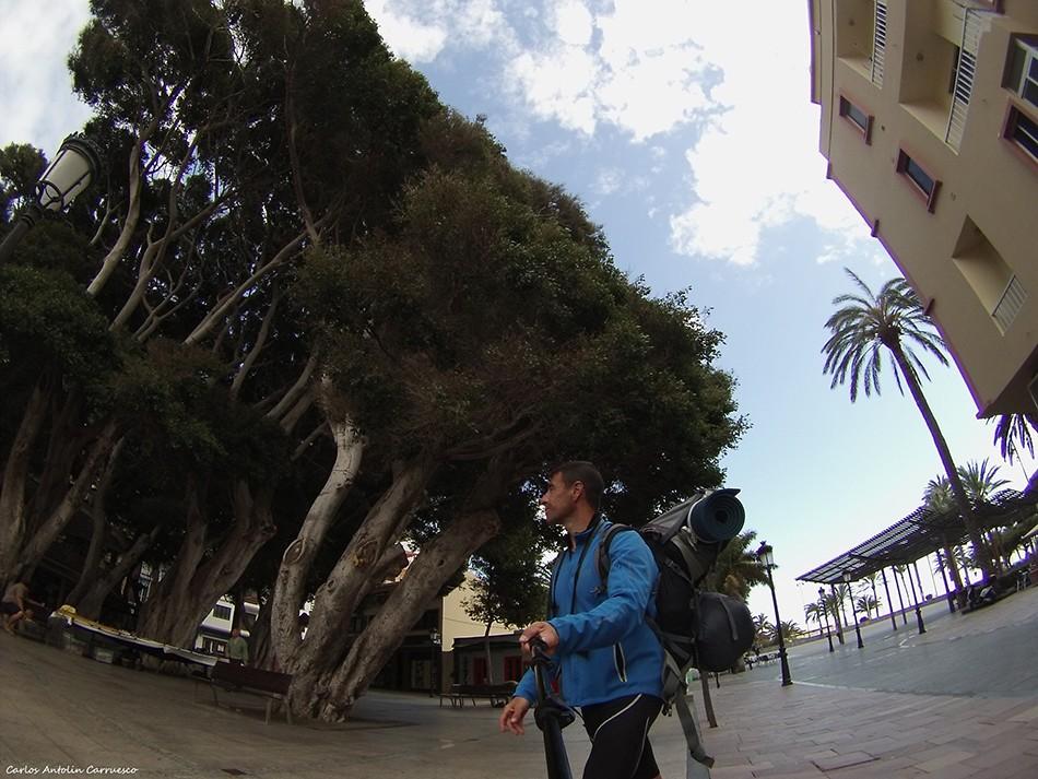 San Sebastián de La Gomera - GoPro Hero 3 - La Gomera