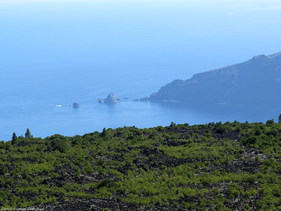 Roques de Salmor - El Golfo - El Hierro
