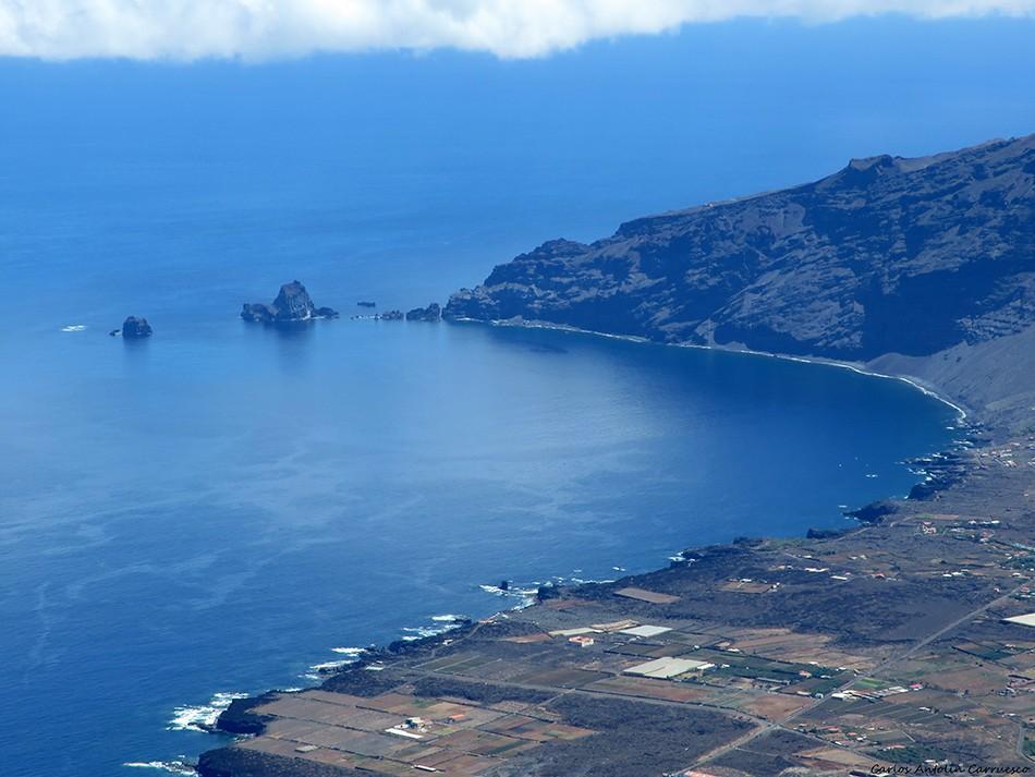 Roques de Salmor - El Golfo - GR131 - El Hierro