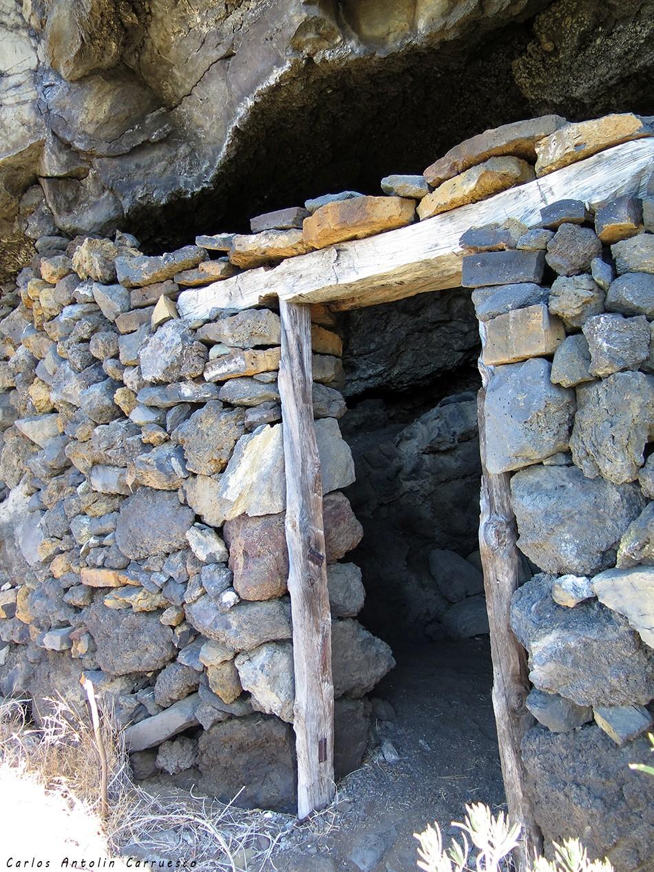 El Julan - Cueva de Juan Baltasar - El Hierro