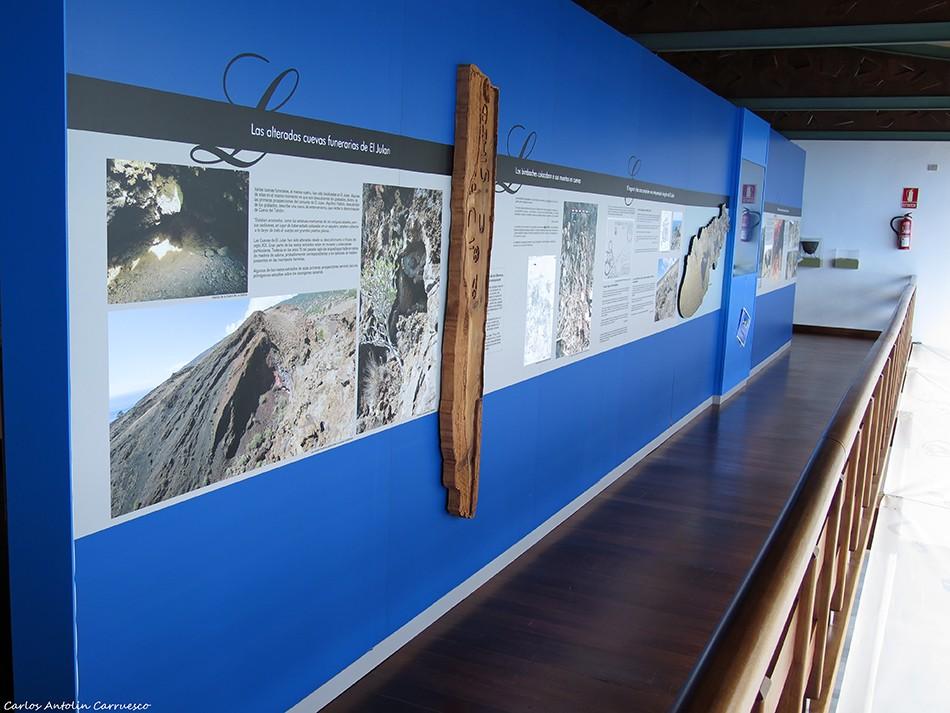 Centro de Interpretación de El julan - El Hierro