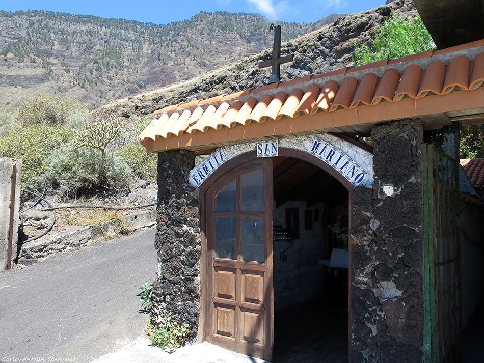 Ermita San Mariano - Las Playas - El Hierro