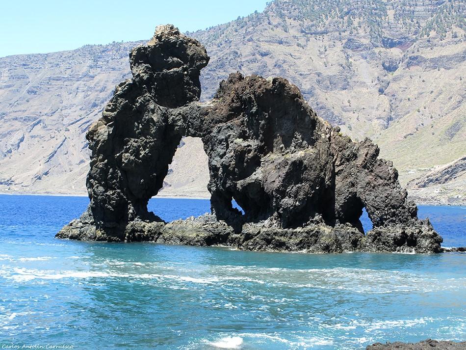 Roque de La Bonanza - Las Playas - El Hierro