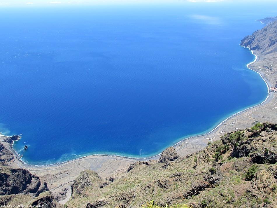 Mirador de Isora - Isora - El Hierro - Monumento Natural Las Playas