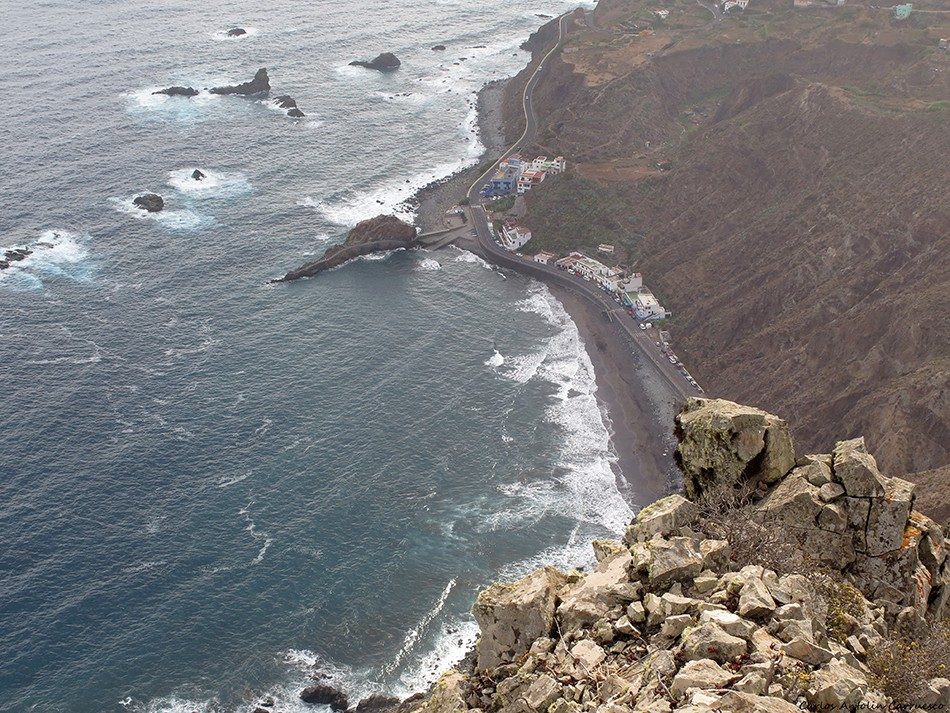 Roque de Las Bodegas - Anaga Tenerife