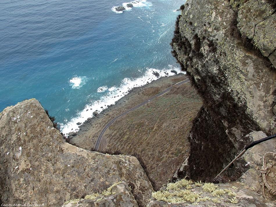 Roque de Las Ánimas - La Caída de Los Dioses - Tenerife