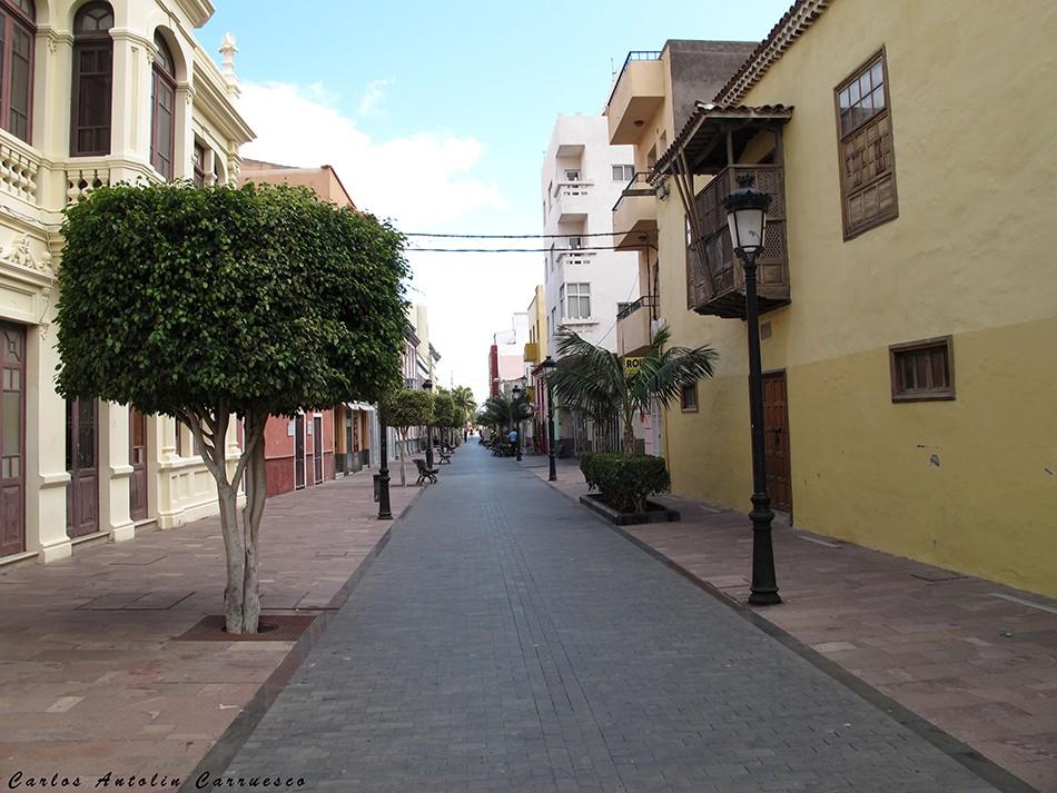 San Sebastián de La Gomera - La Villa - La Gomera