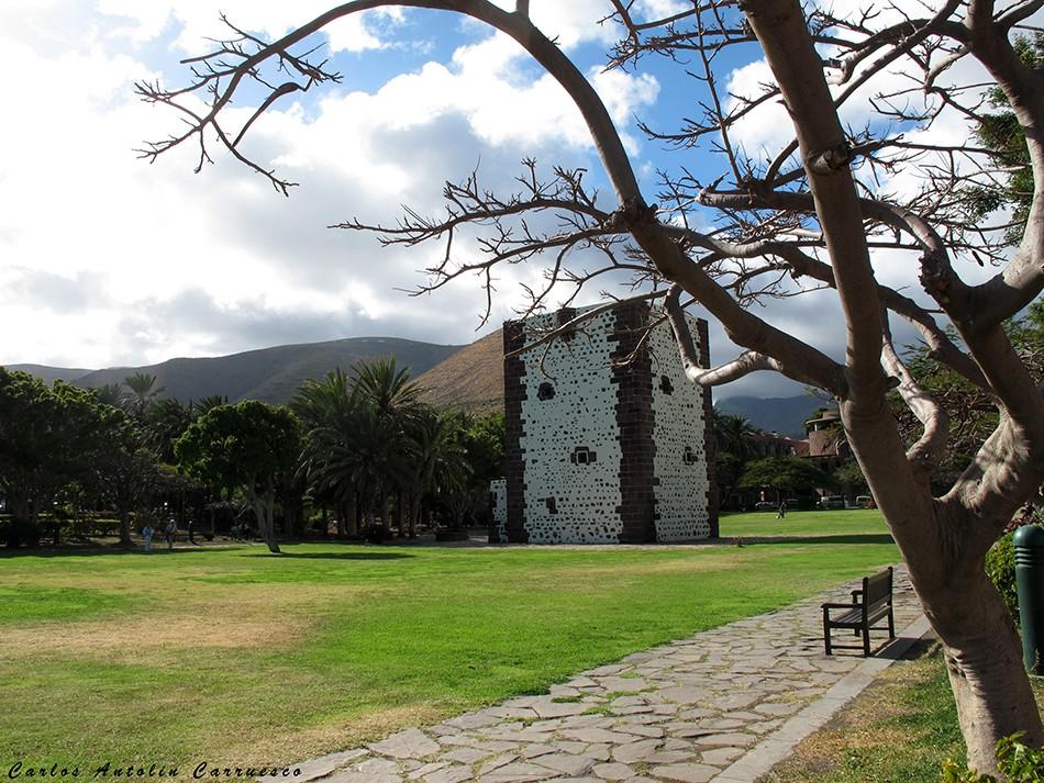 San Sebastián de La Gomera - La Villa - La Gomera - la torre del conde