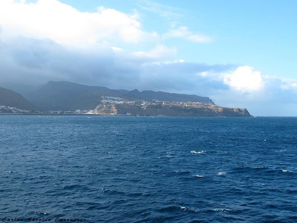 isla de La Gomera - Naviera Fred Olsen