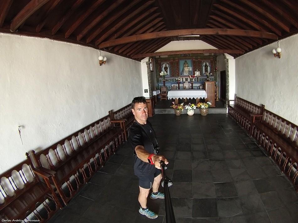 Ermita Virgen de Los Reyes - El Hierro